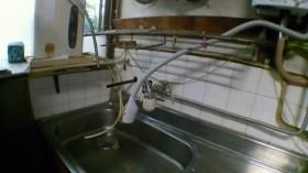 台所の様子