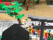 レゴ福男選び西宮神社けんか