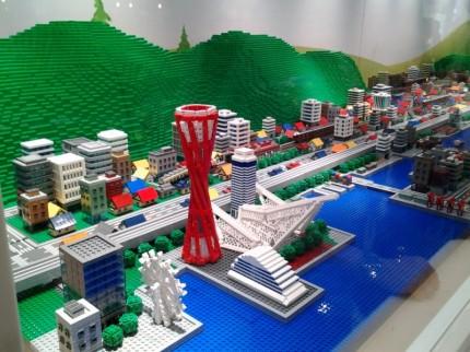 レゴ 神戸ポートタワー