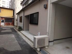 玄関、After02