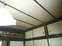 天井クロス貼り ㈱マサキ工務店