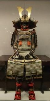 島津斉彬の甲冑 京都文化博物館2019年