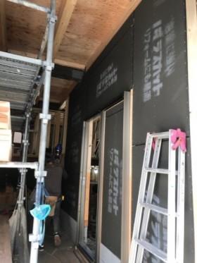 壁下地材20200915マサキ工務店