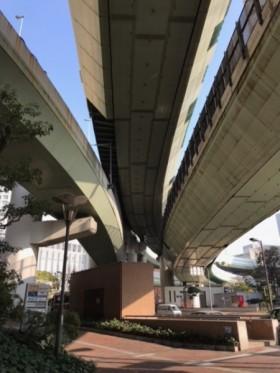 未来の建築物 大阪