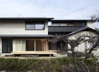 太秦安井の住宅